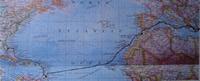 Western Mediterranean to Florida